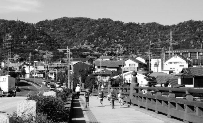 京都 宇治橋